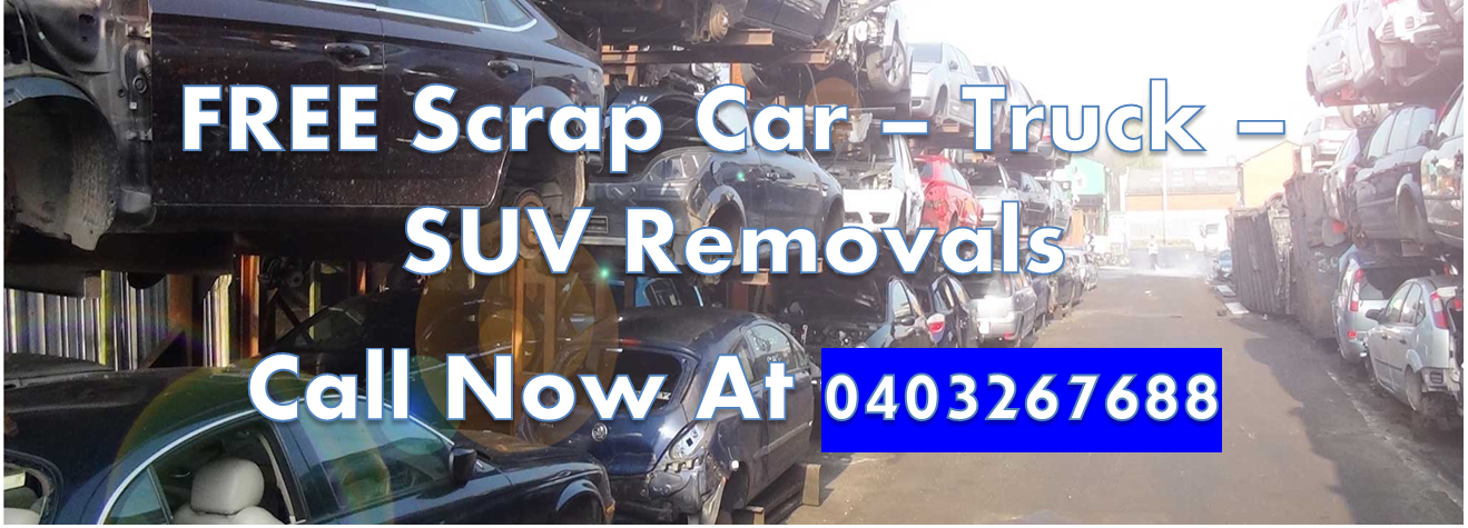 Newcastle Scrap Car Removals