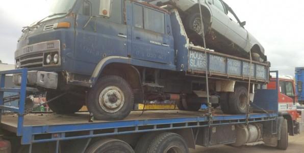 Cash for Scrap Truck Removals Sydney